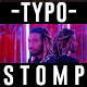 Typo Stomp Beat - VideoHive Item for Sale