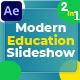 Modern Education Promo Slideshow - VideoHive Item for Sale