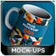 Mug Mockup 001 - GraphicRiver Item for Sale