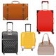 Vector Baggage Icons - GraphicRiver Item for Sale