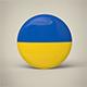 Ukraine Badge - 3DOcean Item for Sale