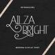 Ailza Bright Display Sans Font - GraphicRiver Item for Sale