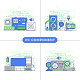 PC Component Concept Illustration - GraphicRiver Item for Sale