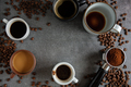 Coffee background with coffee beans - PhotoDune Item for Sale