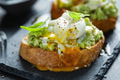 Tasty fresh toast with avocado and egg - PhotoDune Item for Sale