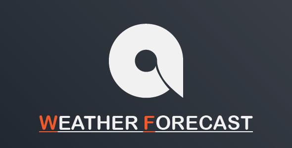 aWeather Forecast