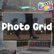 Cartoon Photo Grid | FCPX - VideoHive Item for Sale