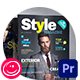 The Magazine Promotion For Premiere Pro - VideoHive Item for Sale