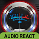 Audio React Analog VU Meter Visualizer - VideoHive Item for Sale