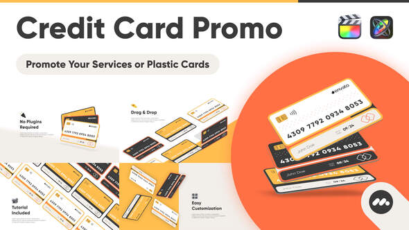 Credit Card Promo