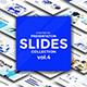 Presentation slide templates and business brochures - GraphicRiver Item for Sale