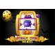 Bonus Spin Halloween Golden Wheel on the - GraphicRiver Item for Sale