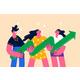 Business Development Success Teamwork Concept - GraphicRiver Item for Sale
