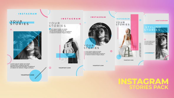 Shape Stories Pack