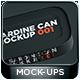 Sardine Can Mockup Pack 001 - GraphicRiver Item for Sale