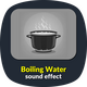 Boiling Water Sound