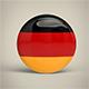 Germany Badge - 3DOcean Item for Sale