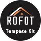 Rofot - Renovation Elementor Template Kit - ThemeForest Item for Sale