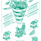 Stages of a Sales Funnel - GraphicRiver Item for Sale