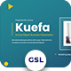 Kuefa - Annual Report Googleslide Template - GraphicRiver Item for Sale