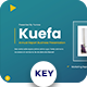 Kuefa - Annual Report Keynote Template - GraphicRiver Item for Sale
