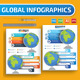 Global Infographics - GraphicRiver Item for Sale