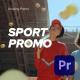 Sport Promo Opener for Premiere Pro - VideoHive Item for Sale