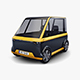 Generic Compact City Car v 1 - 3DOcean Item for Sale