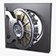 Bank Vault Door v 4 - 3DOcean Item for Sale