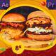 Food Menu Slideshow   MOGRT - VideoHive Item for Sale