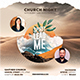 Spirit Lead Me Church Flyer - GraphicRiver Item for Sale