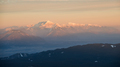 mountain at sunset - PhotoDune Item for Sale