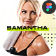 Samantha - Personal Fitness Trainer Template for Figma - ThemeForest Item for Sale