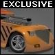Titan Hotrod - 3DOcean Item for Sale