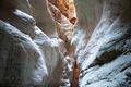 canyon entrance with light shining on rocks - PhotoDune Item for Sale