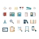 Office and Business Work Supplies Set - GraphicRiver Item for Sale