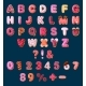 Alphabet From Sweets Set - GraphicRiver Item for Sale