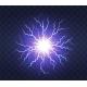 Lightning Flash Light Thunder Spark - GraphicRiver Item for Sale