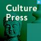 CulturePress - Art & Culture WP theme - ThemeForest Item for Sale