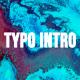 Typo Intro | Premiere Pro - VideoHive Item for Sale