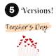 Teacher's Day Anniversary