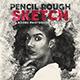 Pencil Rough Sketch Action - GraphicRiver Item for Sale