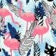 Flamingo Pattern - GraphicRiver Item for Sale