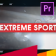 Extreme Sport Intro - VideoHive Item for Sale