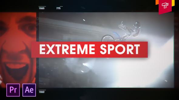 Extreme Sport Intro