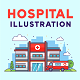 Hospital Illustration - GraphicRiver Item for Sale