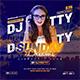DJ Pretty Flyer - GraphicRiver Item for Sale