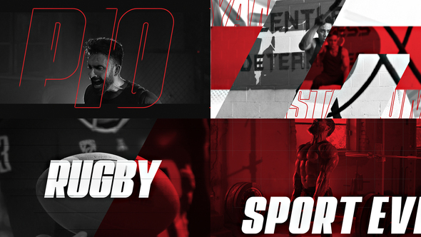 Sport Event Intro