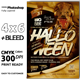 Halloween Event Party Flyer - GraphicRiver Item for Sale