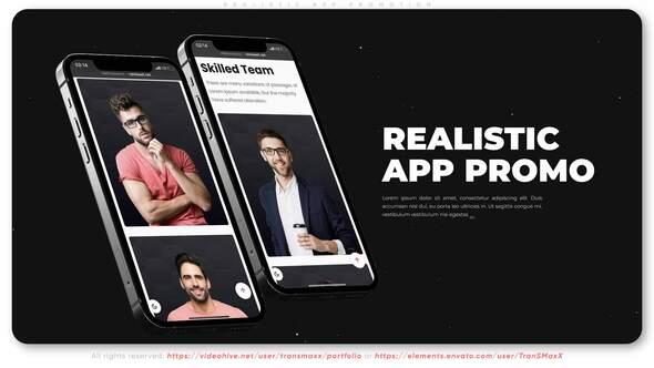 Realistic App Promotion